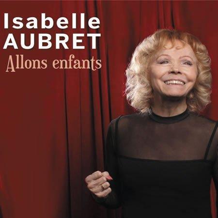 """Isabelle Aubret, """"Allons enfants"""", son nouvel album"""