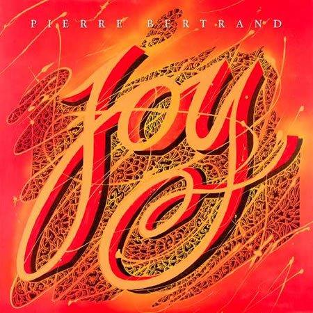 """Pierre Bertrand, """"Joy"""", son nouvel album"""