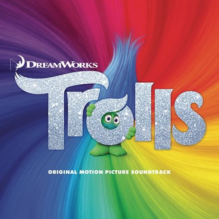 Sortie de La bande originale du film Les Trolls