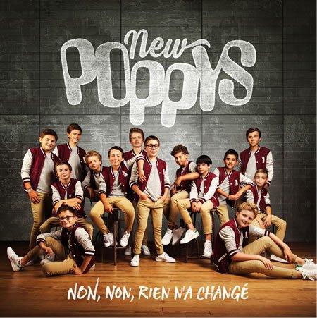 """Clip de """"Non, non, rien n'a changé"""" des New Poppys"""