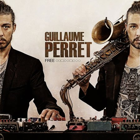 """Free"", le nouvel album de Guillaume Perret"