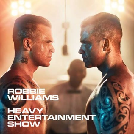 "Robbie Williams : sortie le 4 novembre de l'album ""Heavy Entertainment Show"""