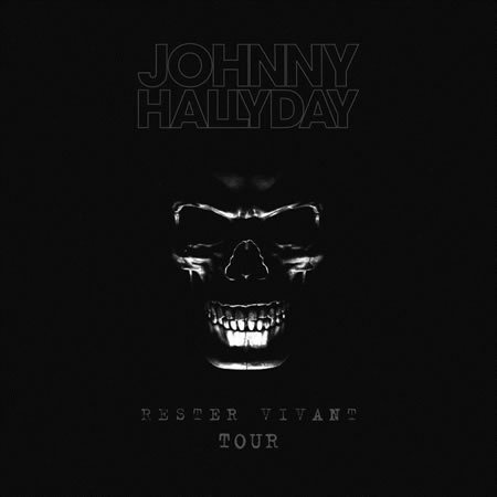 "Johnny Hallyday : ""Blue suede shoes"" premier extrait de ""Rester vivant tour"""