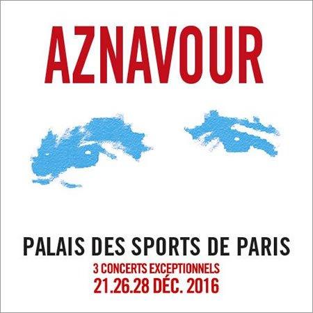 Charles Aznavour de retour sur scène à Paris