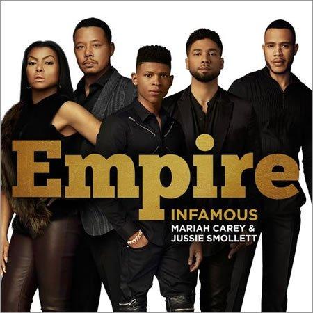 """Mariah Carey chante """"Infamous"""" pour la BO de la série """"Empire"""""""