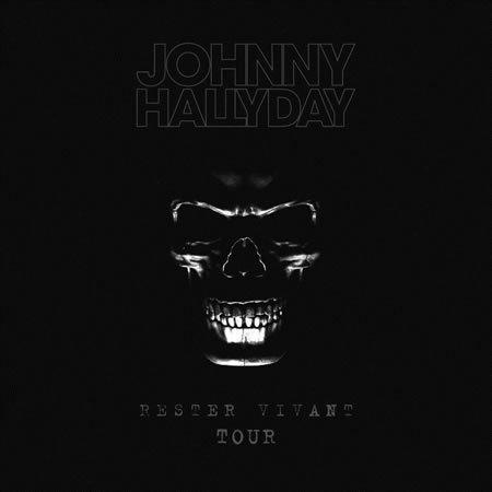 """Johnny Hallyday : """"Noir c'est noir"""" nouvel extrait de """"Rester Vivant Tour"""""""