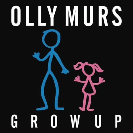 """Grow Up"" le nouveau single d'Olly Murs"