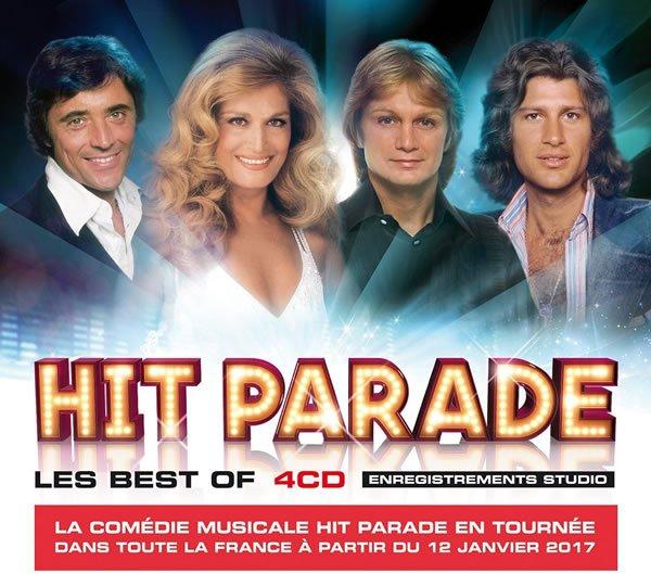 """Sortie le 4 novembre de """"Best of Hit Parade"""""""