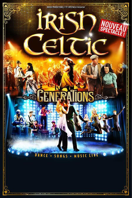 Interview de Nicolas Ferru, Irish Celtic Generations
