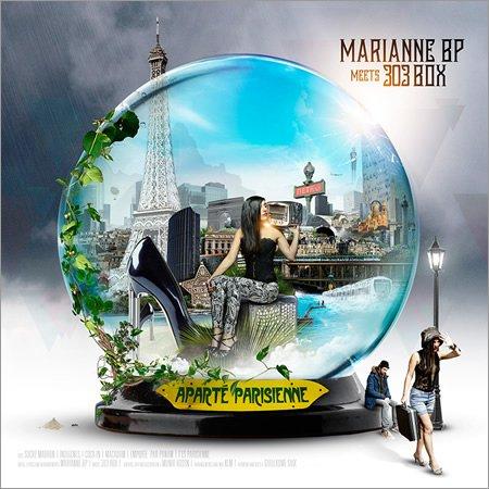 """""""Indigène"""" le premier extrait de l'album Marianne BP meets 303 Box"""
