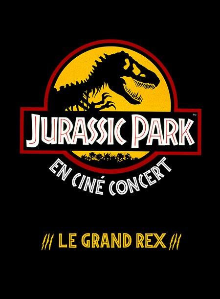 Jurassic Park en ciné-concert à Paris en 2017