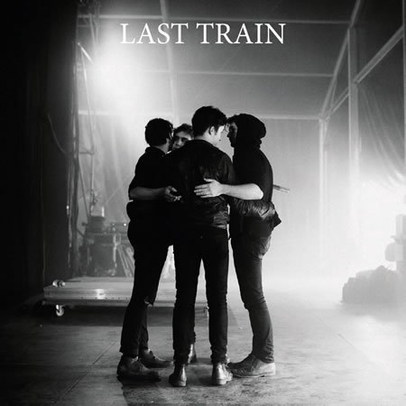 "Chronique de ""Fragile"" le nouvel EP de Last train"