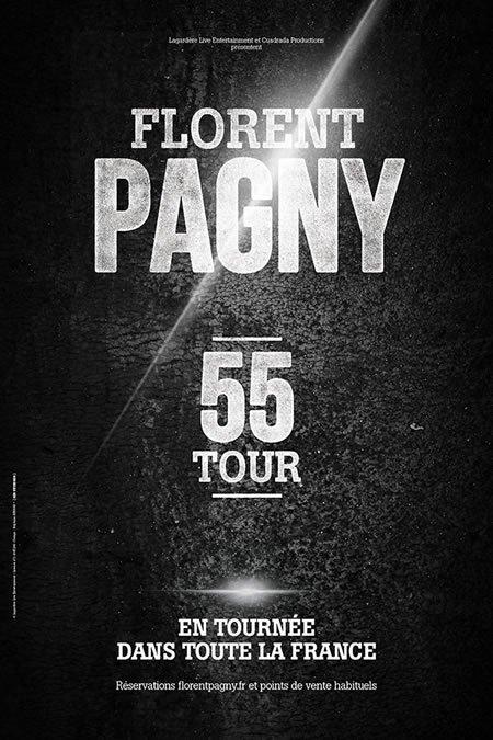 """Florent Pagny : en tournée pour le """"55 Tour"""" dès septembre 2017"""