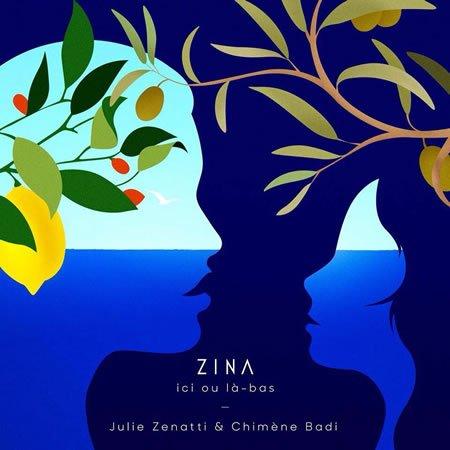 """Zina"" le nouveau single de Julie Zenatti avec Chimène Badi"