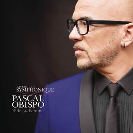 """Pascal Obispo : """"Je laisse le temps faire"""", premier extrait de son live symphonique"""
