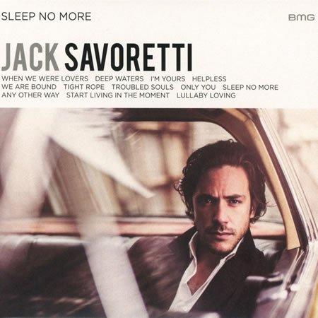 "Chronique de l'album ""Sleep no more"" de Jack Savoretti"