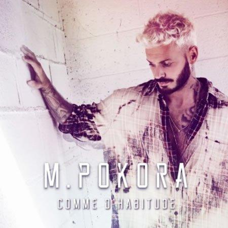 """""""Comme d'habitude"""" le nouveau single de M Pokora"""