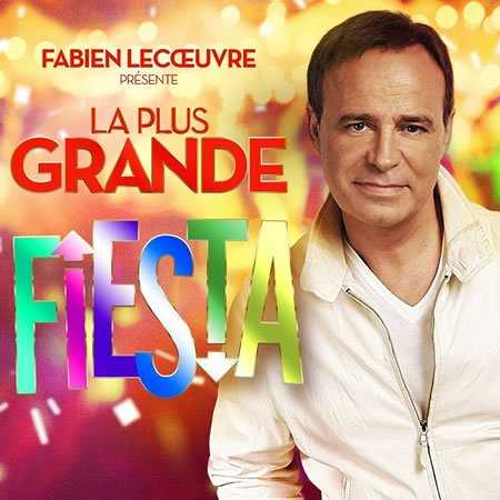 """La Plus Grande Fiesta"" par Fabien Lecoeuvre"