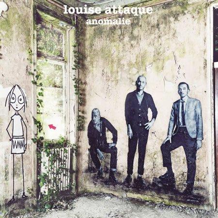 """Louise Attaque : réédition de """"Anomalie"""""""