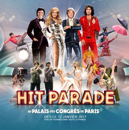 Hit-Parade le spectacle évènement révèle ses premières images
