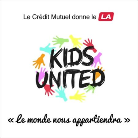 """Kids United : clip du titre inédit """"Le monde nous appartiendra"""""""