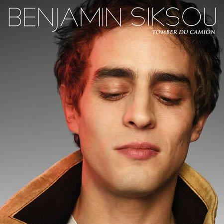 """""""Tomber du camion"""" le nouveau single de Benjamin Siksou"""