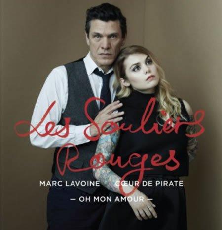 """""""Les Souliers Rouges"""" : """"Oh mon amour"""" par Marc Lavoine et Coeur de Pirate"""
