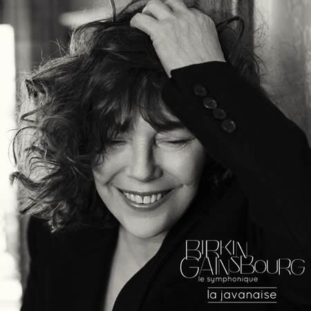 "Ecoutez ""la Javanaise"" version symphonique par Jane Birkin"