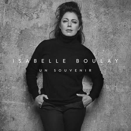"""""""Un souvenir"""" le nouveau single d'Isabelle Boulay"""