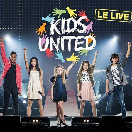 """Sortie le 17 février de """"Kids United Le Live"""""""
