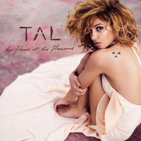 """""""Des fleurs et des flammes"""" le nouveau single de Tal"""