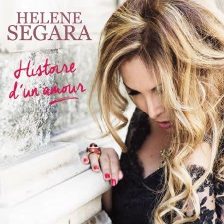 """""""Histoire d'un amour"""" le nouveau single d'Hélène Ségara"""