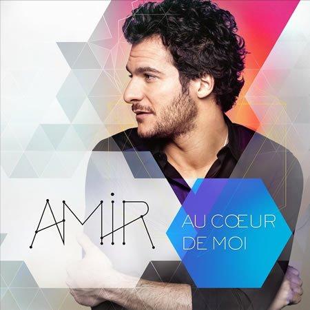 """Lyric vidéo de """"Au coeur de moi"""" d'Amir"""