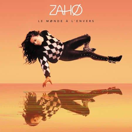 """""""Bonne nouvelle"""" extrait de l'album """"Le monde à l'envers"""" de Zaho"""