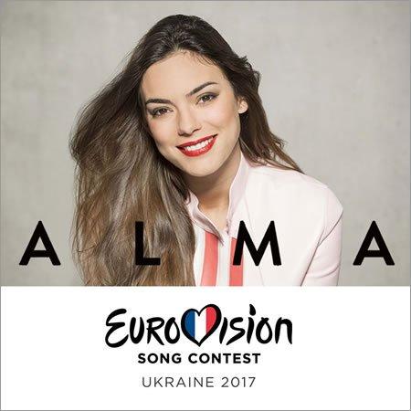 Alma représentera la France à L'Eurovision en mai prochain