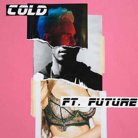 """Cold"" le nouveau single de Maroon 5 ft Future"