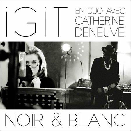 """Clip de """"Noir et blanc"""" d'Igit en duo avec Catherine Deneuve"""