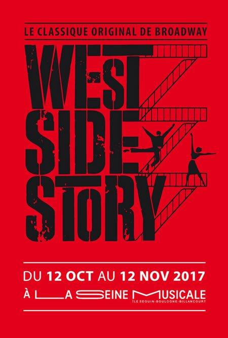 """""""West Side Story"""" de retour à Paris à La Seine Musicale"""