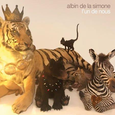 """Chronique de l'album """"L'un de nous"""" d'Albin de la Simone"""