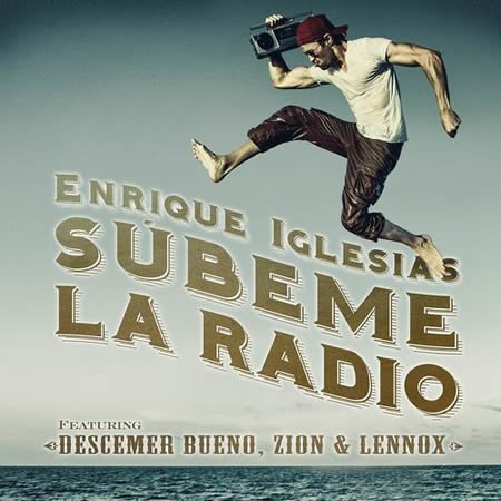 """Clip de """"Subeme La Radio"""" d'Enrique Iglesias ft Descemer Bueno et Zion & Lennox"""