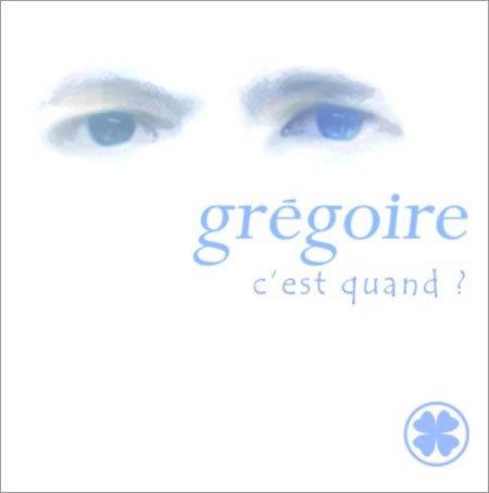 """Clip """"C'est quand ?"""" le nouveau single de Grégoire"""