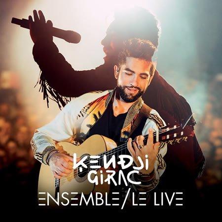 """Kendji Girac : """"Ensemble Le Live"""""""