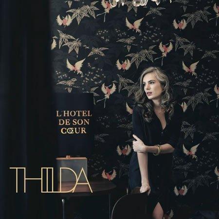 """Chronique de """"L'hôtel de son coeur"""" de Thilda"""