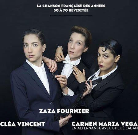 Spectacle Garçons en tournée