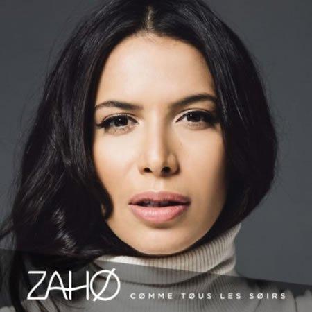 """""""Comme tous les soirs"""" le nouveau single de Zaho"""