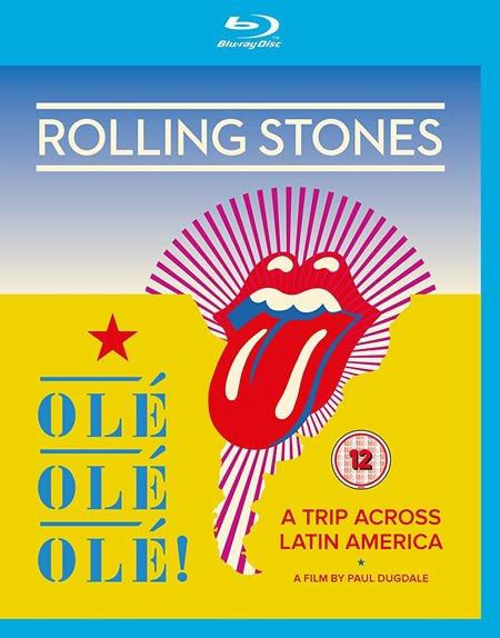 """The Rolling Stones : """"Olé Olé Olé! A Trip Across Latin America"""""""