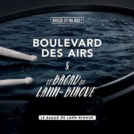 """Boulevard des Airs reprend """"Le Bagad de Lann-Bihoué"""" d'Alain Souchon"""