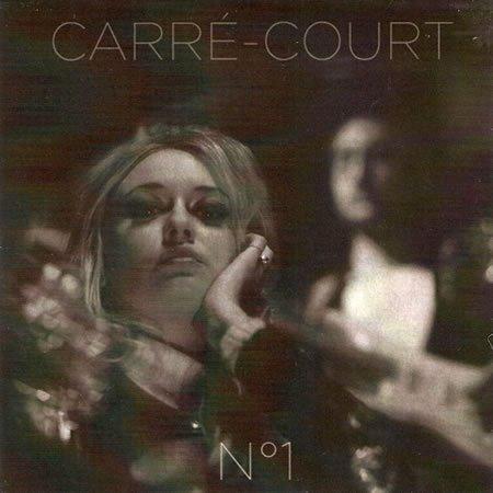 Réédition du premier EP de Carré-Court
