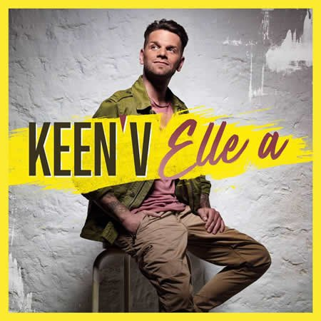 """Clip de """"Elle a"""" le nouveau single de Keen'V"""