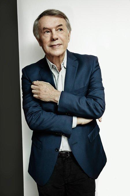 Salvatore Adamo en concert à l'Olympia les 15 et 16 mars 2018